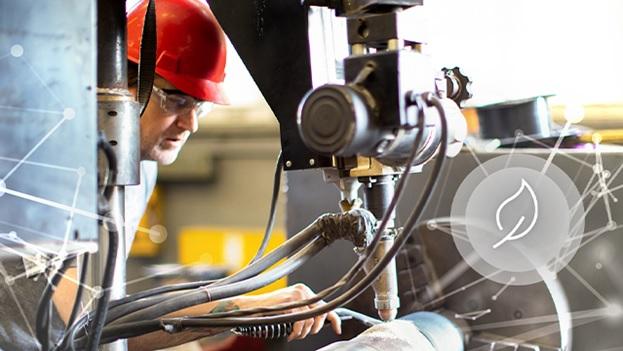 Manufacturer working