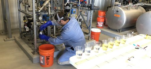 Protecting public health through innovative groundwater treatment