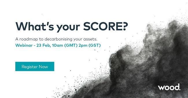 Decarbonisation webinar advert