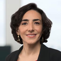 Nadia Terfous Speaker