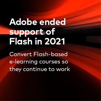 Adobe Flash to HTML5 conversions