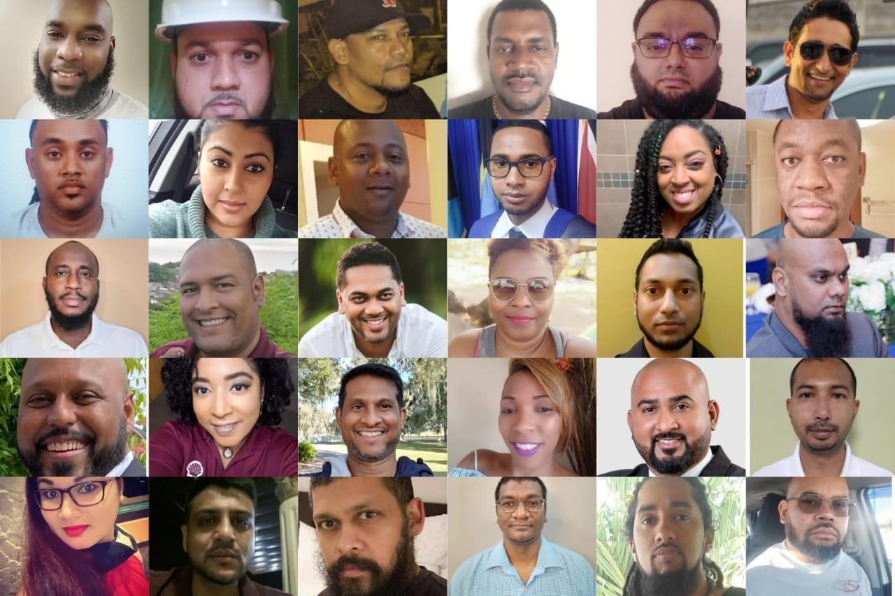 Our Project Barracuda team in Trinidad and Tobago