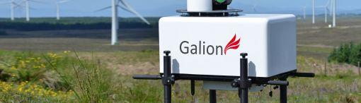 Galion Lidar unit