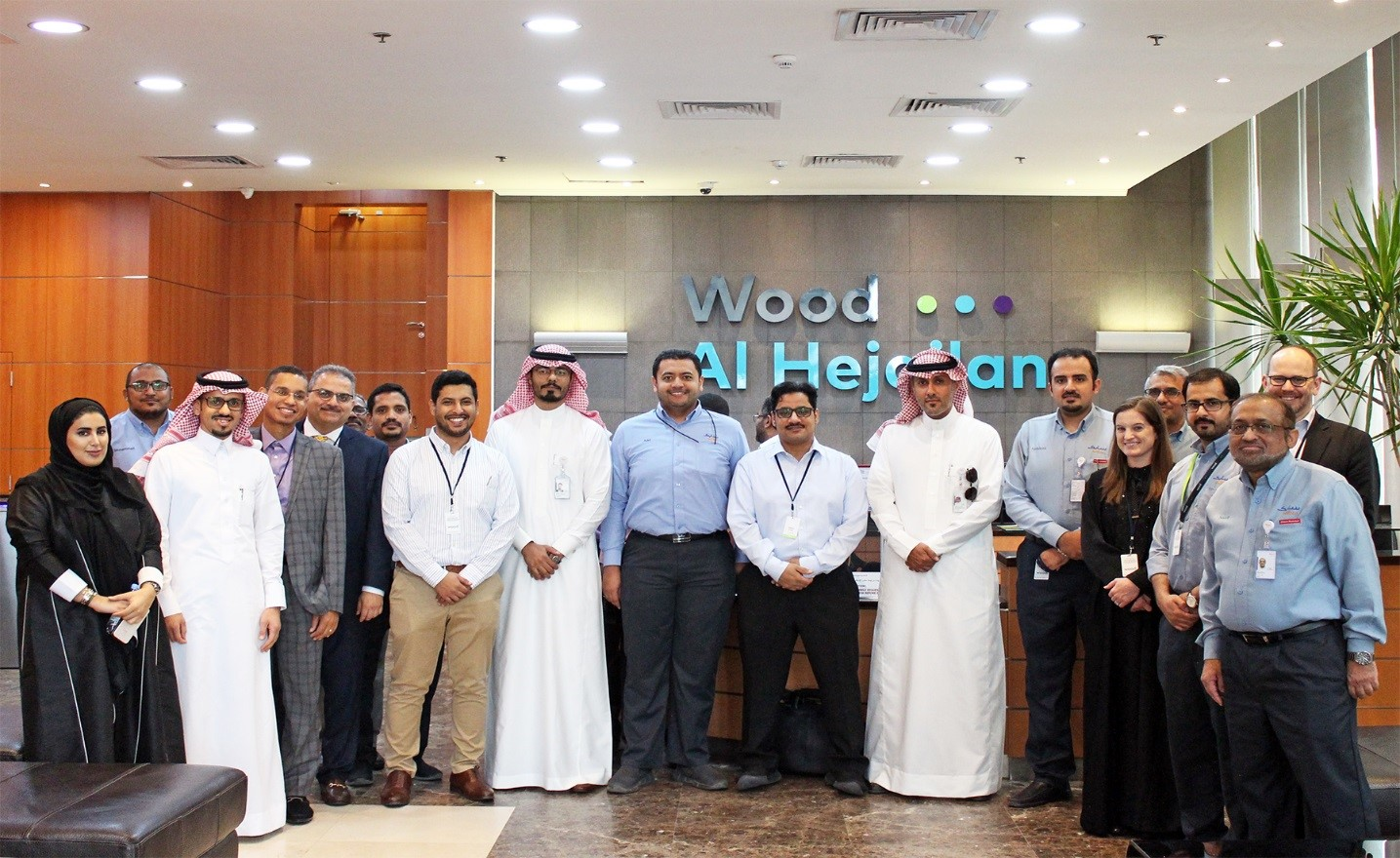 Wood awarded engineering contract by SABIC for new