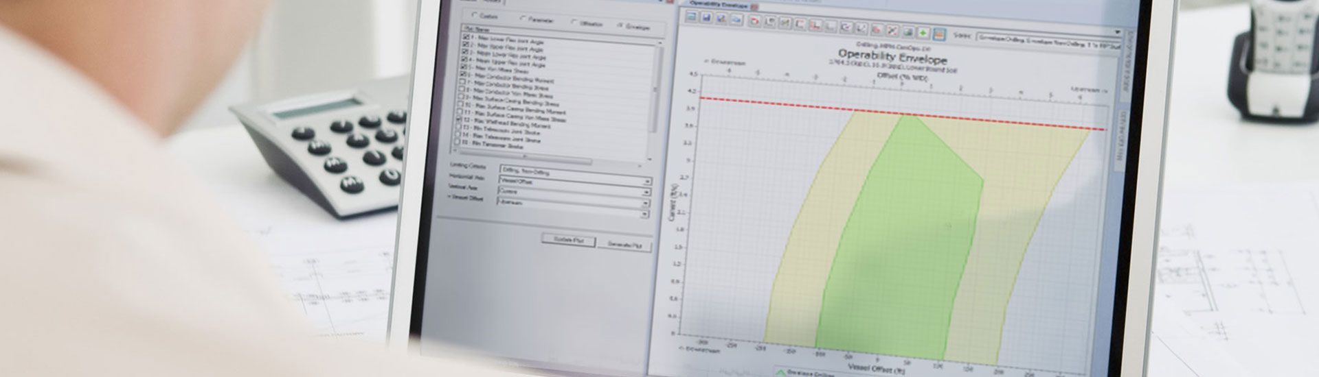 OptiView - riser analysis data as a deliverable