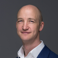 Martyn Link, Chief strategy officer