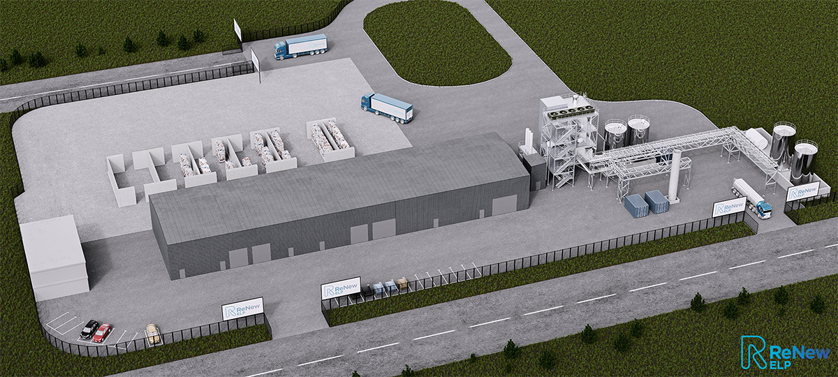 ReNew ELP Advanced Recycling Site